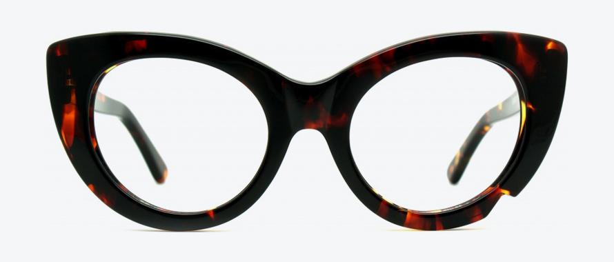 Очки в стиле псевдо шестидесятых